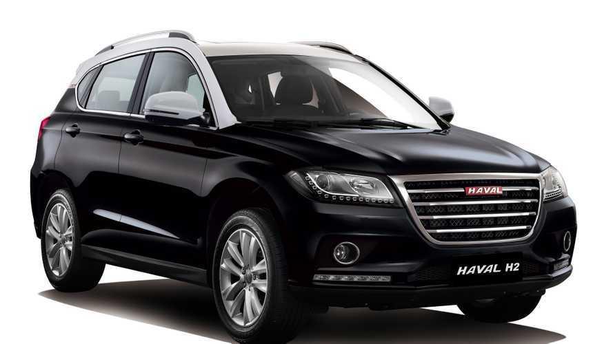 Haval H2 SUV compacto chino