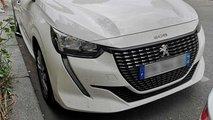 Peugeot 208 2019 con acabado básico Active