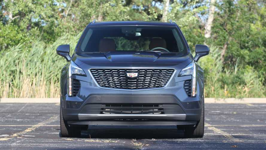Cadillac Could, But Won't, Cram V6 Engine Into XT4: Report