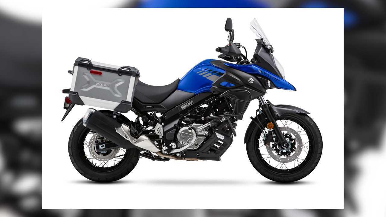 2020 V-Strom 650 XT Adventure
