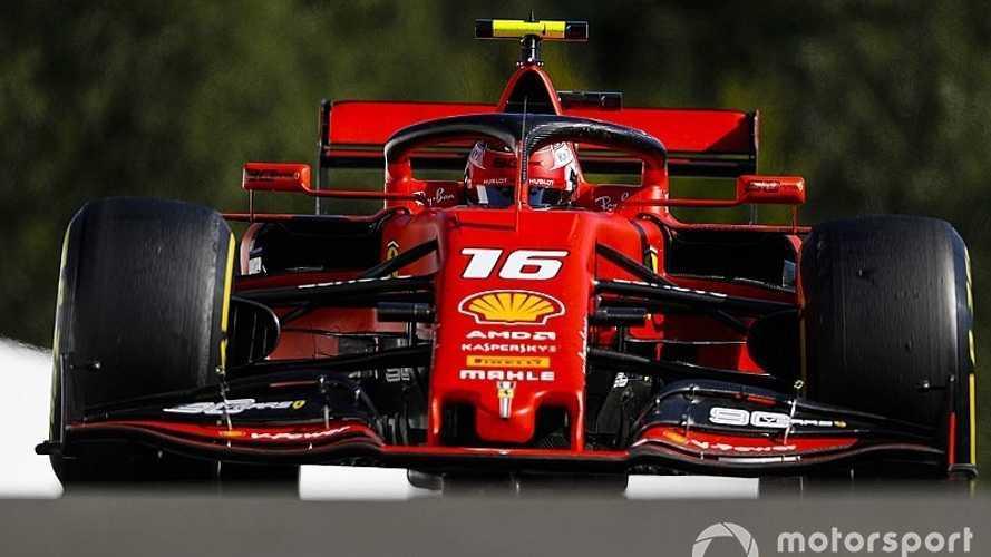 F1: Leclerc 'voa' em Spa e faz a pole position para o GP da Bélgica