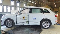 Audi Q7 Crash Test Euro NCAP 2019