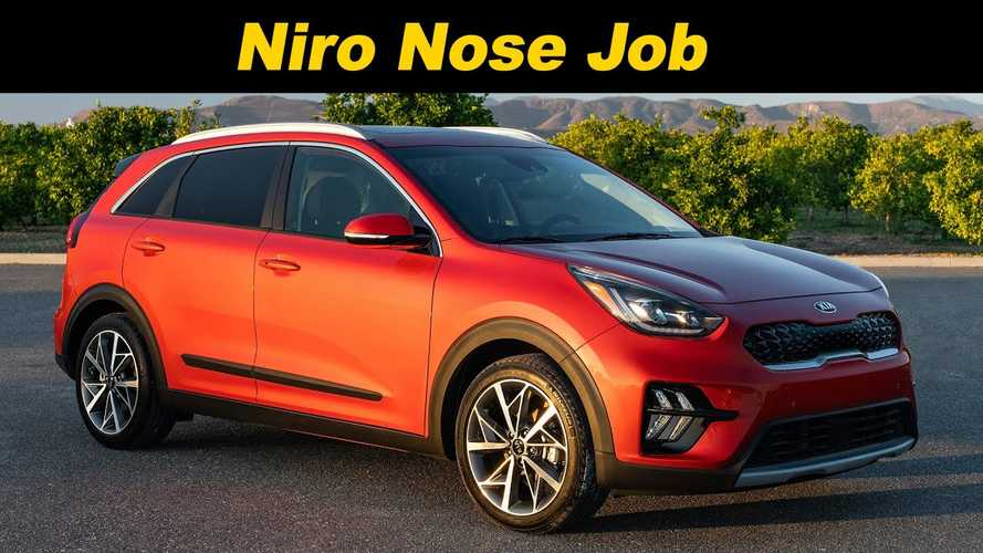 First Look At Refreshed 2020 Kia Niro Plug-In Hybrid