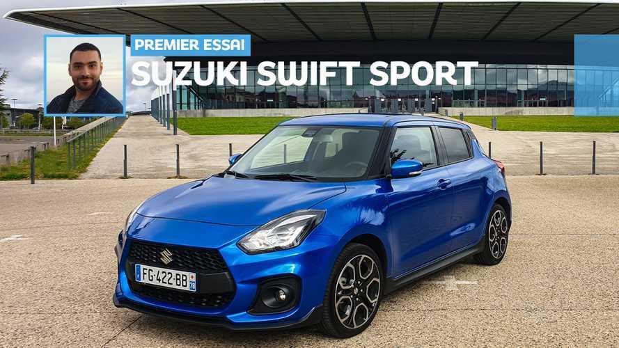 Essai Suzuki Swift Sport (2019) - Du sport, sans chichi