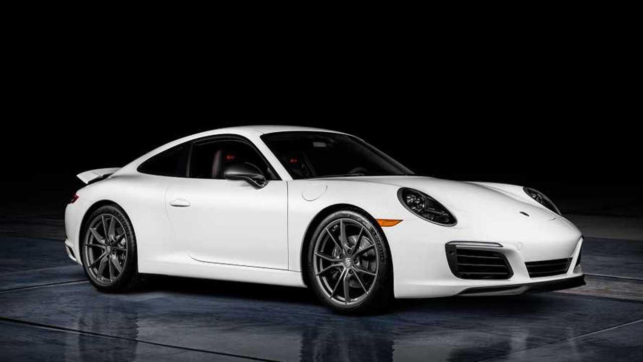 2019 Porsche 911 T