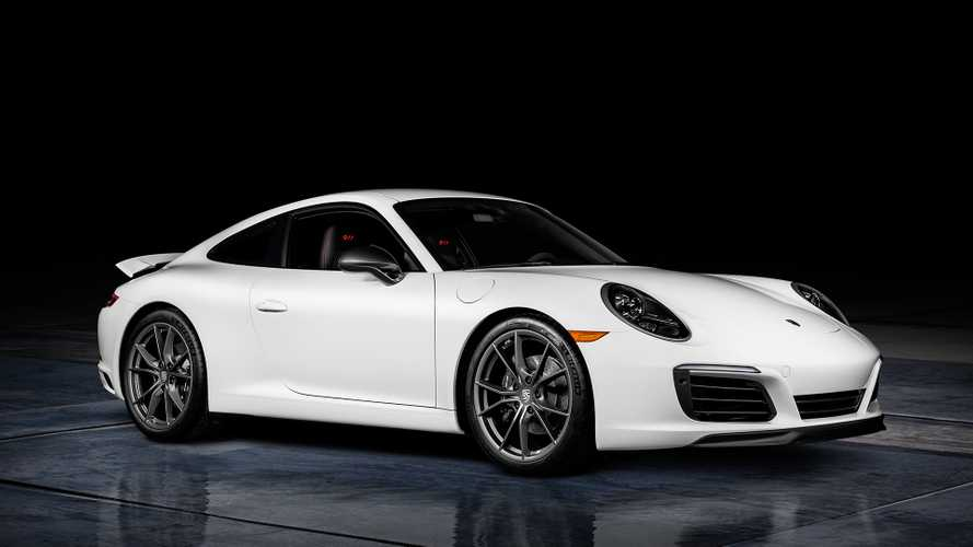 Help Americans With Disabilities By Entering To Win A Porsche 911 Carrera T