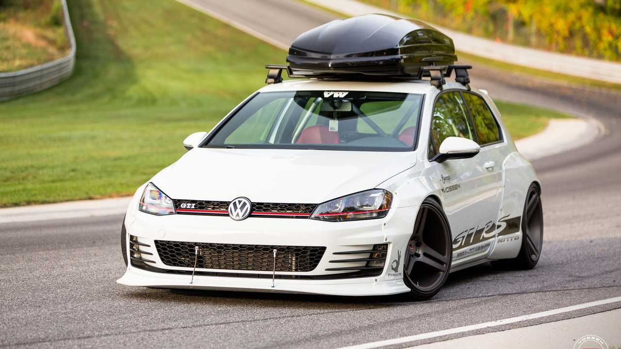 Volkswagen Golf GTI RS