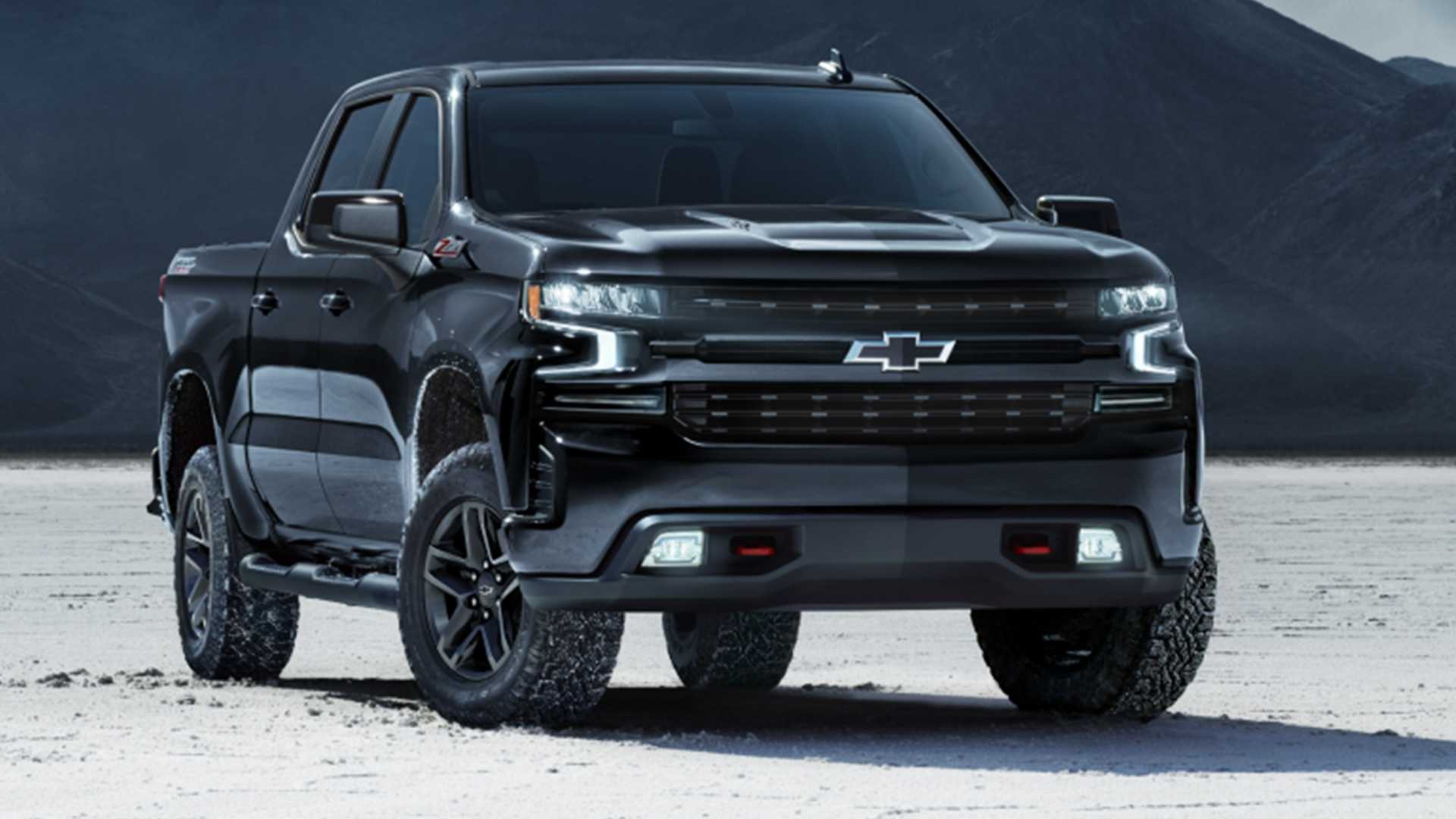 Chevrolet Special Edition Trucks >> Chevrolet Silverado Arrives In New Rally And Midnight