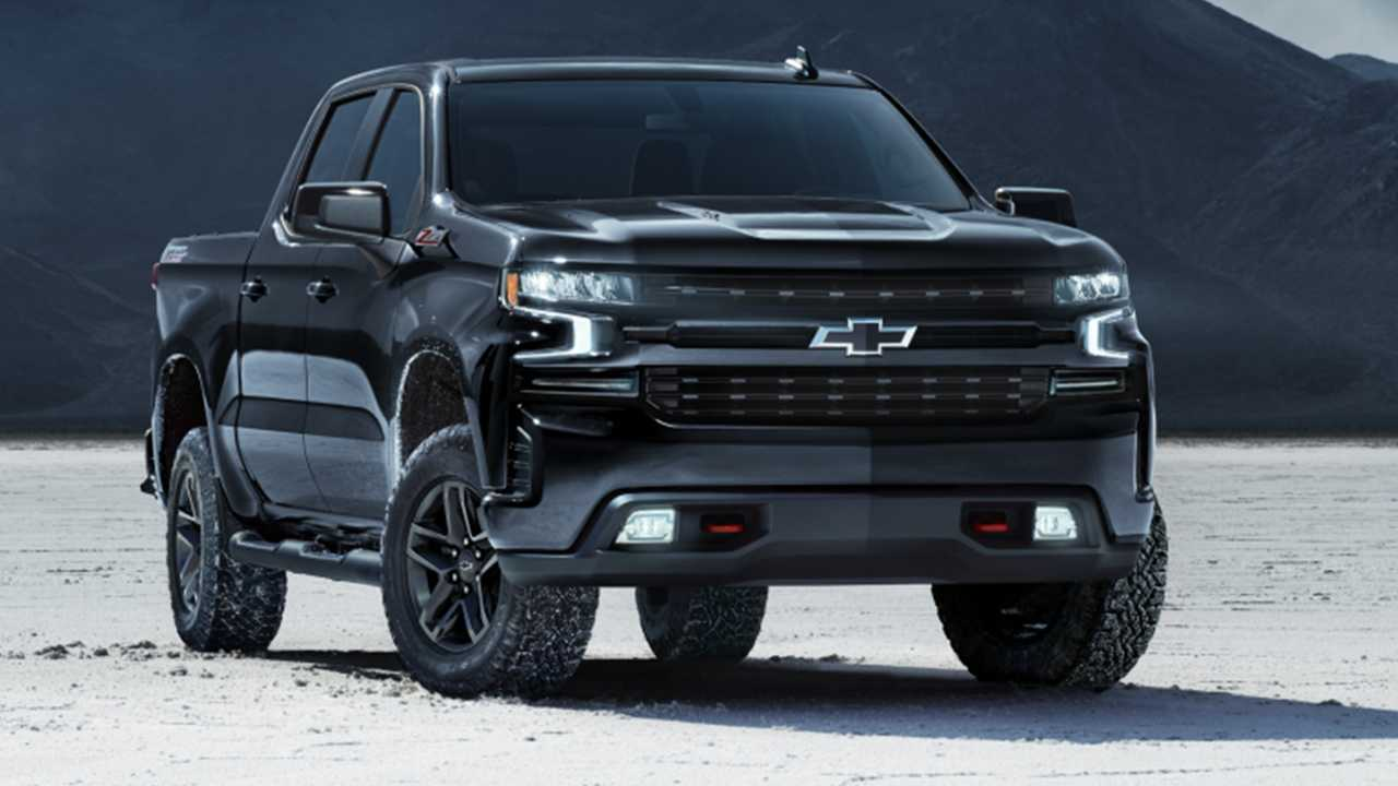 Chevrolet Silverado Arrives In New Rally And Midnight ...