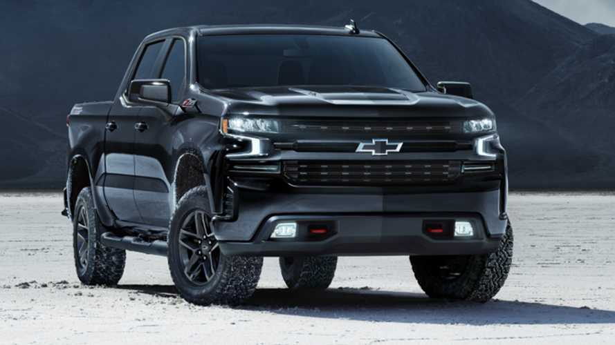Chevrolet Silverado Arrives In New Rally And Midnight Special Editions