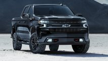 Chevrolet Silverado Midnight And Rally Editions