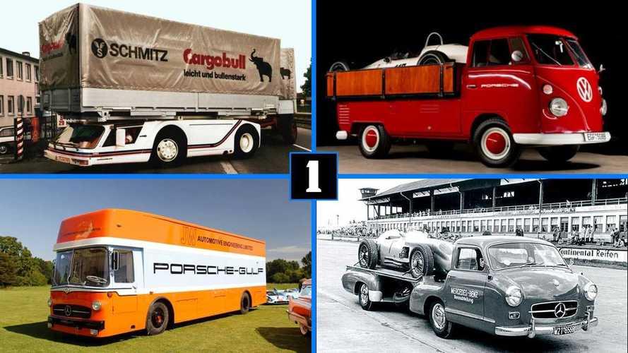 5 camiones especiales