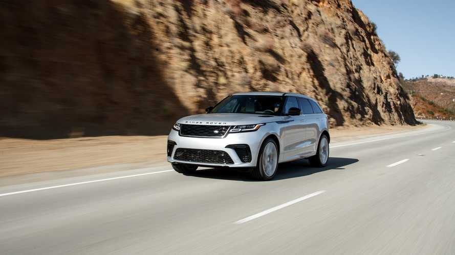 2020 Land Rover Range Rover Velar SVAutobiography Dynamic Edition: First Drive