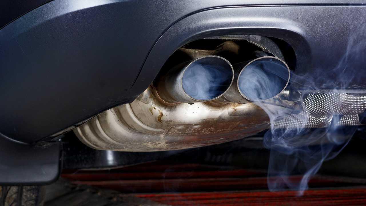 Dizel emisyon ve LPG fotoğraflar