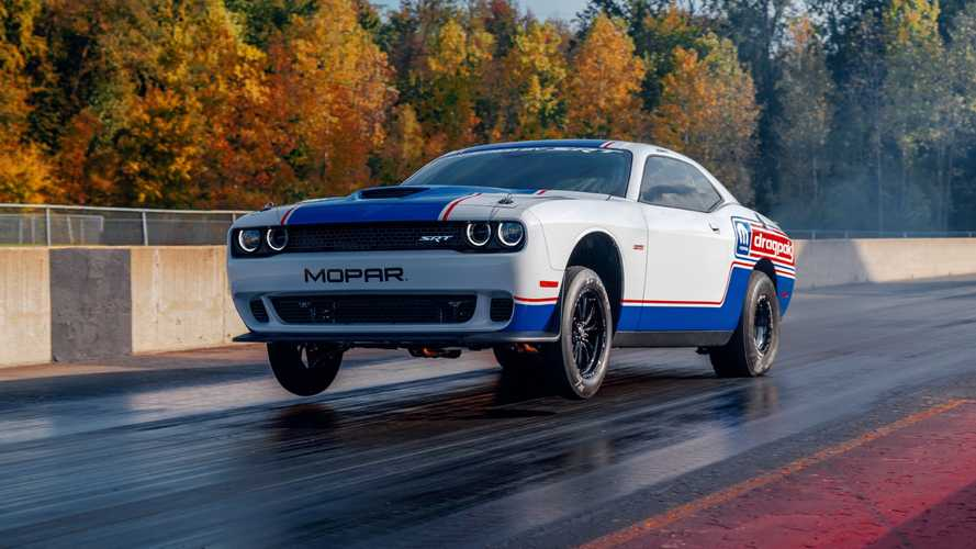 Mopar Dodge Challenger Drag Pak Delayed Due To Coronavirus