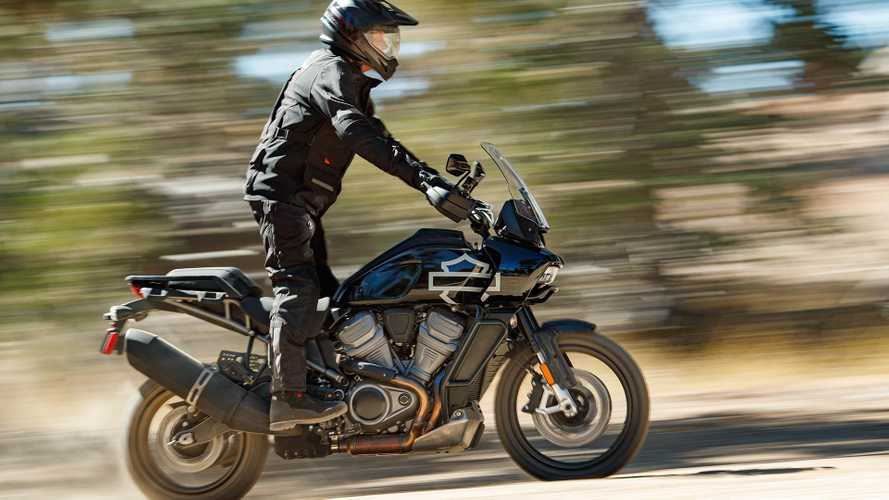 2021 Harley-Davidson Pan America To Officially Debut February 22