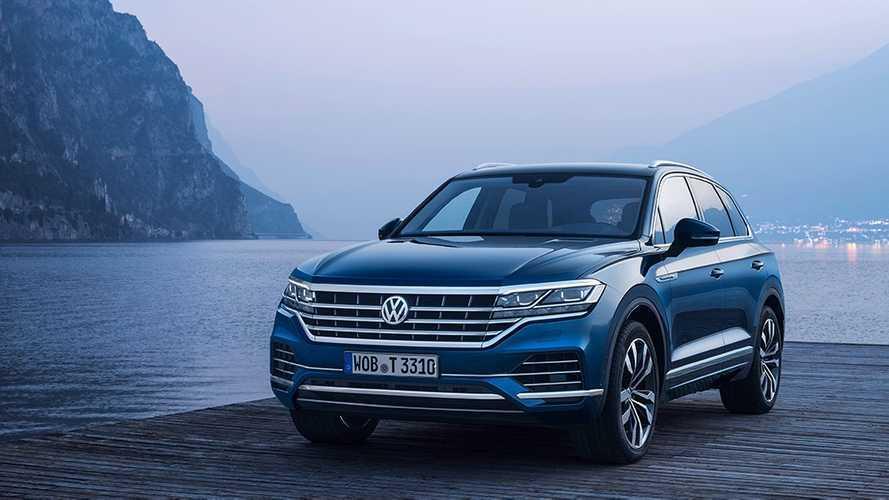 Volkswagen придумал кроссовер для российских бизнесменов