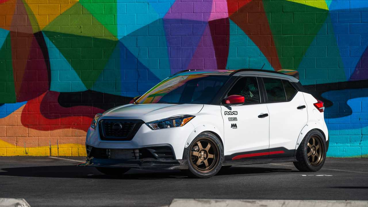 Nissan Kicks Street Sport