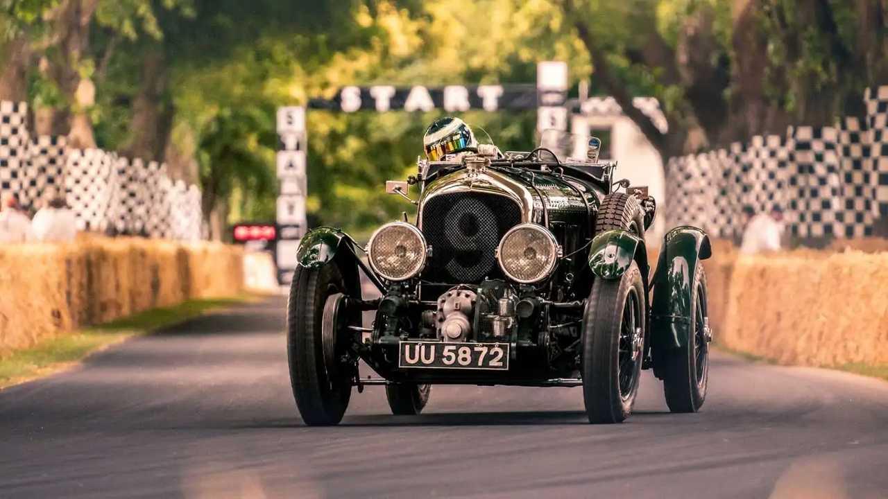 1929 Bentley Team Blower