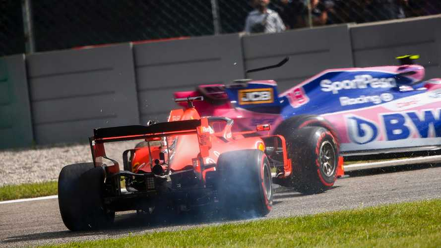 Permis à points : Vettel risque un GP de suspension !