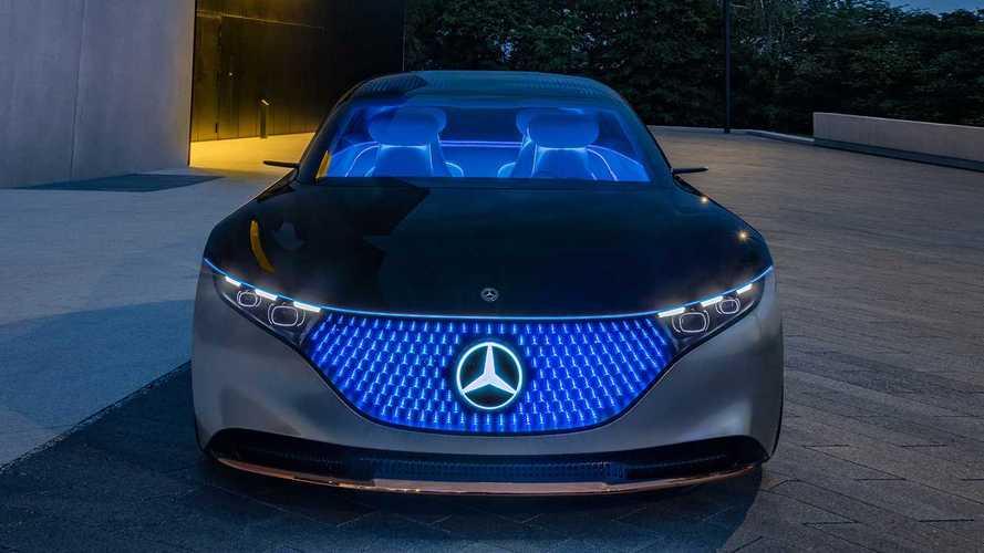 Mercedes-Benz Vision EQS (2019) - 4348212