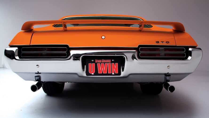 Enter To Win This 1969 Pontiac GTO Judge Before It's Too Late
