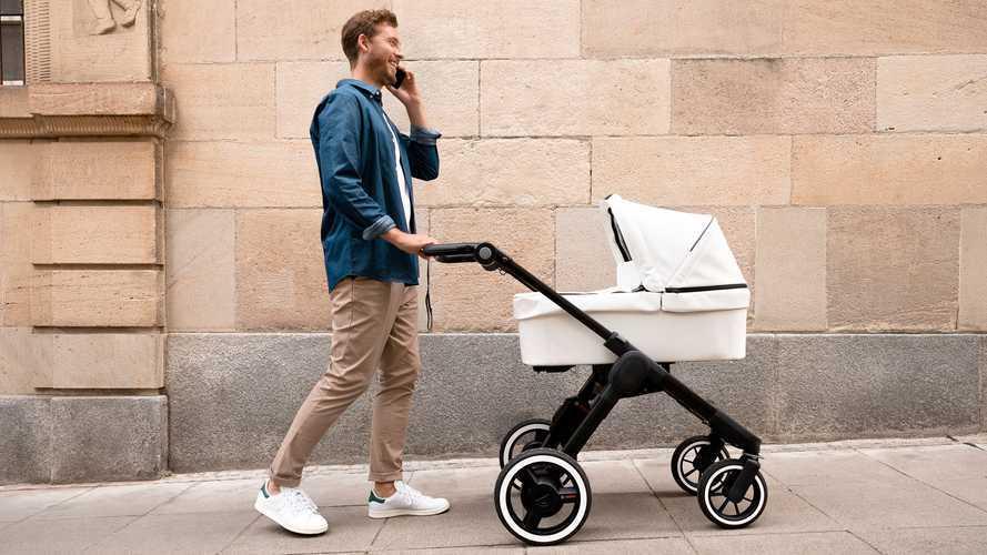 В Bosch придумали электромобиль для самых маленьких пассажиров