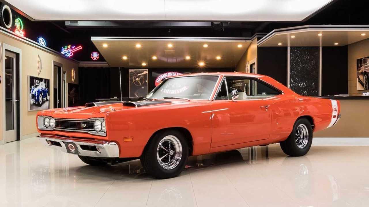 Make A Run For It In A 1969 Dodge Super Bee