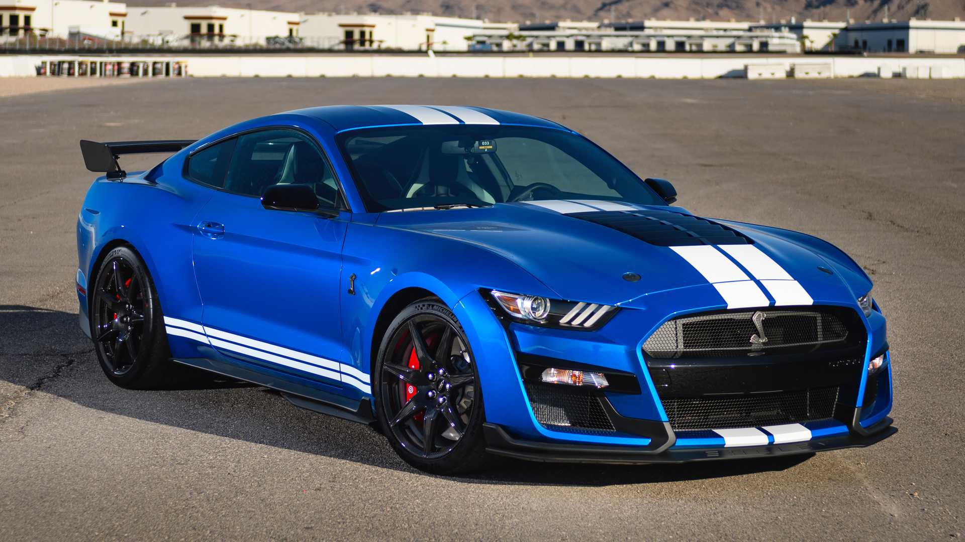 Watch Jay Leno Take A 36 Minute Tour Of The 2020 Shelby Gt500