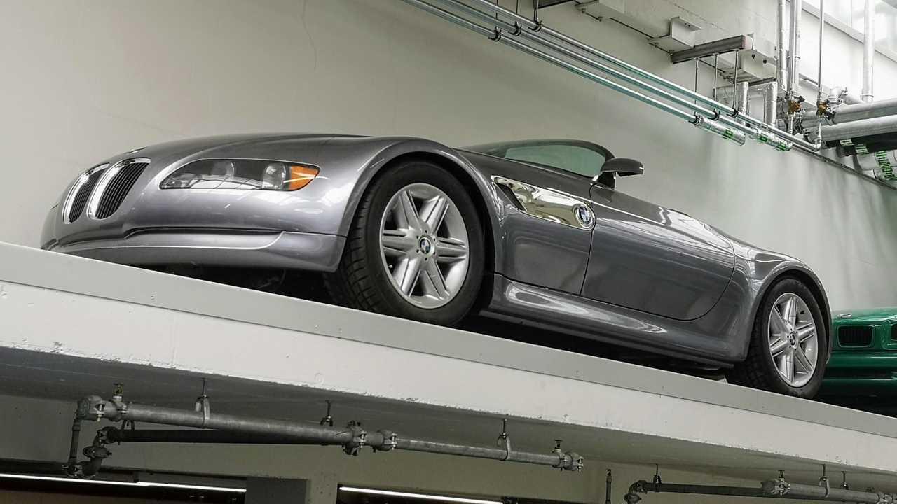 Ejercicio de estilo BMW Z3