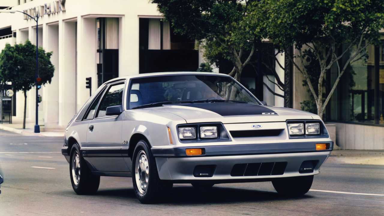 Ford Mustang GT 1986