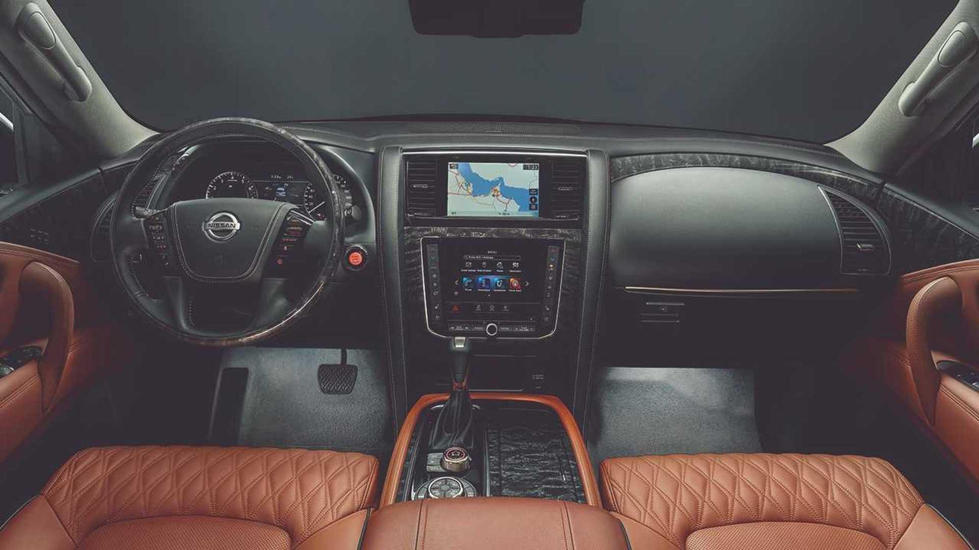 2020 Nissan Patrol Release Date