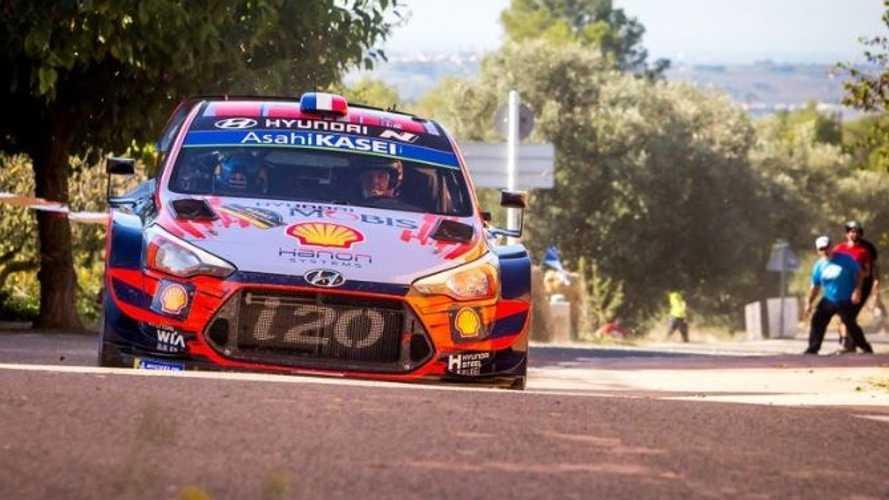 Loeb remporte le Rallye du Var 2019, mais peine à s'en réjouir