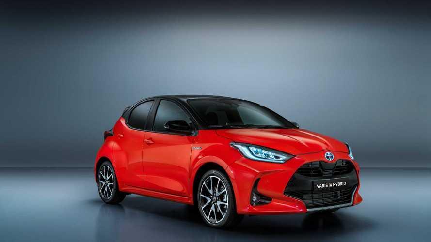 Nuova Toyota Yaris, i prezzi partono da 17.200 euro
