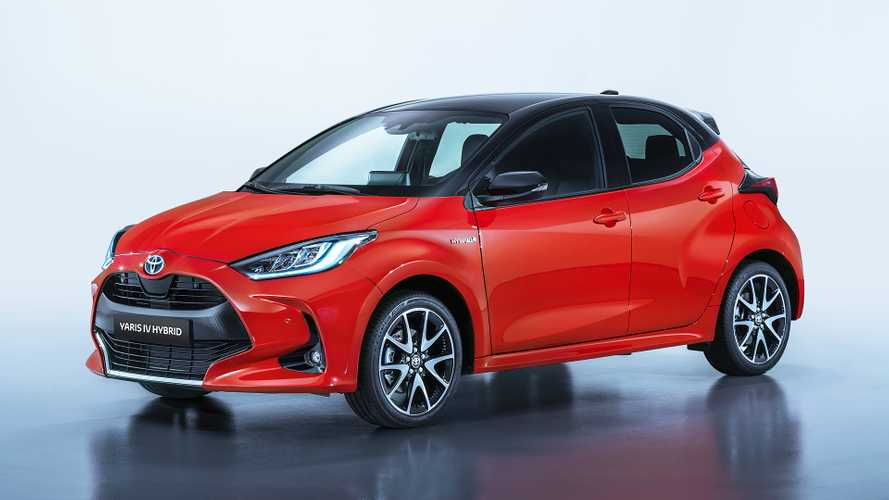 Toyota Yaris, nuova e vecchia a confronto