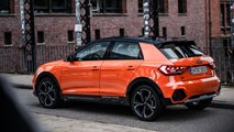 Audi A1 Citycarver: First Drive