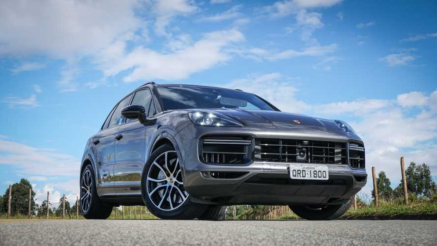 Teste: Porsche Cayenne Turbo, um
