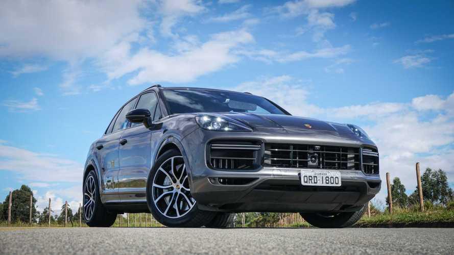 "Teste: Porsche Cayenne Turbo, um ""transatlântico"" metido a 911"