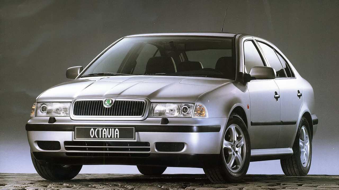 Skoda Octavia I (1996)
