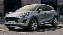 Ford Puma (2020): Jetzt auch mit Diesel und mit Doppelkupplungsgetriebe