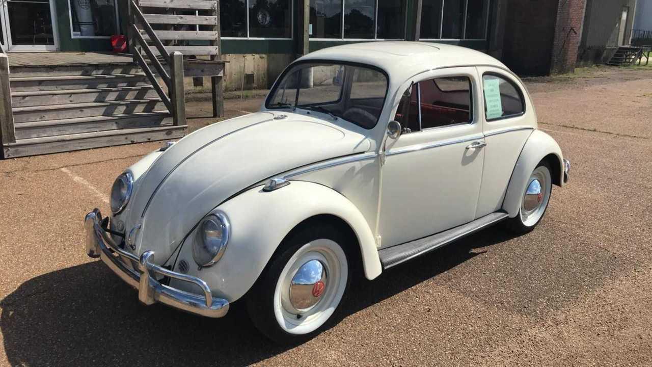 1963 Volkswagen Beetle (Type 1)