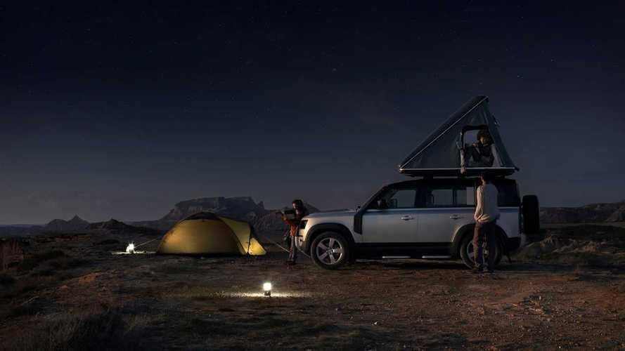 Озвучена первая стоимость Land Rover Defender в России