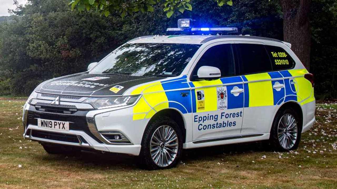 Mitsubishi Outlander PHEV Epping Forest