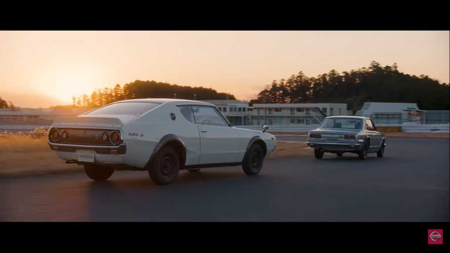 Nissan celebrates 50 years of GT-R and Z with two great videos