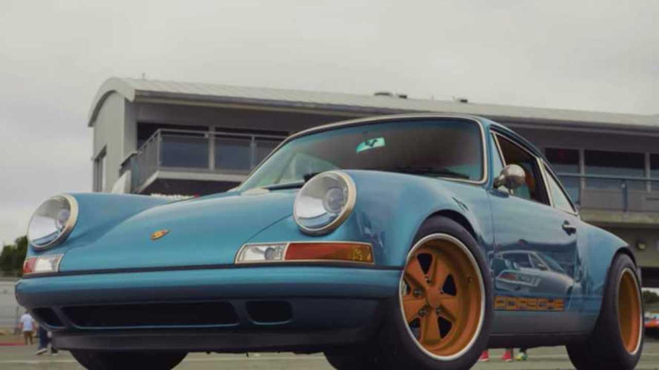Singer Debuts Lightweight Porsche 911 Build