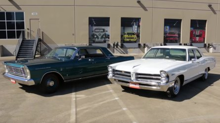 Watch a 421 pontiac vs 427 ford smackdown