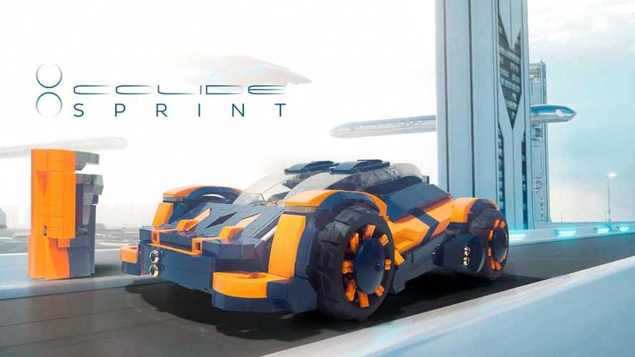 Colid Sprint Lego Idea by Vibor Cavor