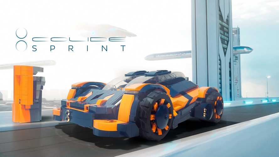 Colide Sprint Supercar Lego Concept Needs Your Support