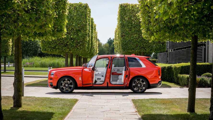Самый мощный Rolls-Royce Cullinan рассекретили россияне