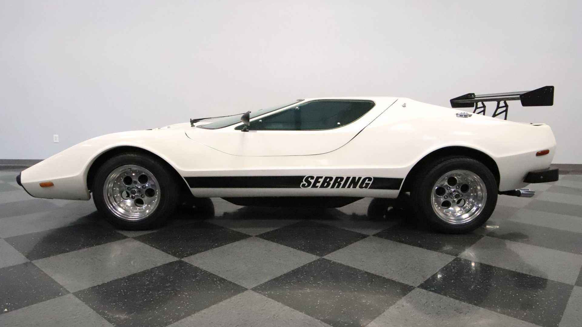 "[""1985 Bremen Sebring Is A True Exotic With Custom Upgrades""]"